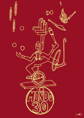 MONDO 2019 Shirt Design